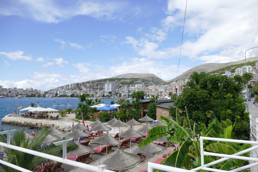 Ferienhaus Albanien - Saranda die Hafenstadt